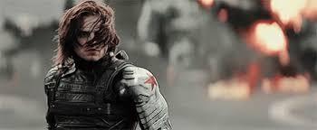 Winter Soldier Sebastian Stan GIF