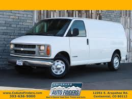 Chevrolet Express 3500 For Sale In Denver, CO 80201 - Autotrader