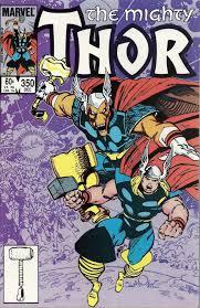 Thor The Surtur Saga 1983