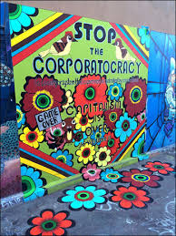 Clarion Alley Mural Project by Megan Wilson Projects