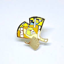 Feed Me Dino Ginkgo Pin · Sakuradragon · Online Store Powered By