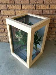 100 The Leaf House 2019 Handmade Stick Insect Enclosure Used To House Spiny