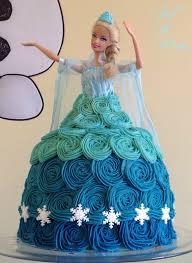 Frozen Princess Elsa Cake – Just a Mum