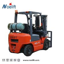 China Fuel-Efficient 2ton 2.5ton 3ton LPG Gasoline Forklift Truck ...