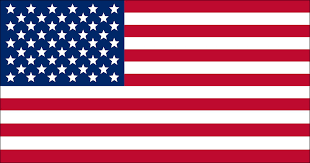 Giant American Flag Digital Art By Ron Hedges