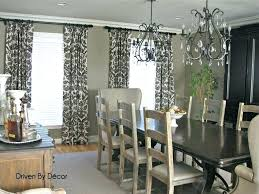 Full Size Of Red And White Dining Room Curtains Blue Black For Ideas Formal Exciting