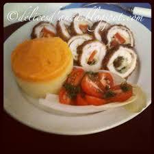 cordon bleu fait maison avec purée de pomme de terre et carotte