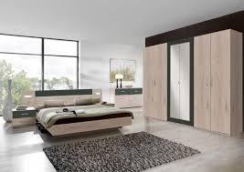 lifestyle4living schlafzimmer komplett set in eiche dekor