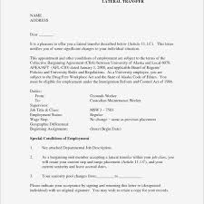 Sample Of A Good Resume For Job New Cover Letter Employment Sample