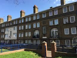 100 Maisonette Houses Whitman House Cornwall Avenue Bethnal Green 3 Bed Maisonette