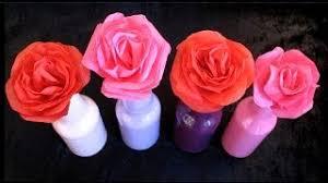 Ecouter Et Telecharger DIY Paper Rose Flower Bouquet