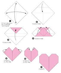 26 Comments On 6 Easy Activities With Valentines Origami Hearts For Preschoolers