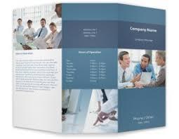 Business Brochures Templates