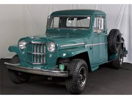 100 Willys Truck Parts 1962 Pickup For Sale ClassicCarscom CC1061948