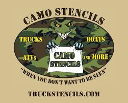 Camouflage Truck Stencils - Smaller Kits - Multiple Patterns | EBay 10 Chevrolet Themed Halloween Pumpkin Stencils Via Lafontaineauto M0189 Vintage Truck With Tree Muddaritaville Studio Amazoncom Christmas Red Truck Stencil Paint Your Own Sign Wood Silhouette Cameo Tutorial Oramask 5 Steps To Vintage Hot Rod Door Art By Andys Pstriping Listing Os Blog Archive Pack 1 Only 4995 Firetruck Sp Shopping Chalk Couture