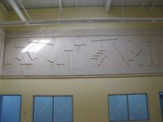 Tectum Ceiling Panels Sizes by Tectum Standard Interior Acoustic Wall Panels Custom Paint Use