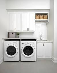 laundry room backsplash ideas laundry room traditional with white