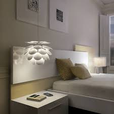 Table Lamps For Bedrooms by Trends To Try Pendant Lights Over Bedside Tables At Lumens Com