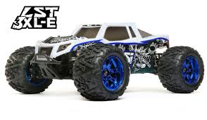 LOSI LST 3XL-E 1:8 4WD MONSTER TRUCK RTR (WITH AVC-TECHNOLOGIE)