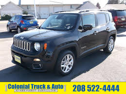 2017 JEEP RENEGADE 4 Door Wagon - Idaho Falls, ID