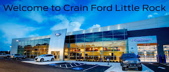 New Ford & Used Cars, Trucks And SUVs In Little Rock Near ...