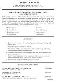 100 Education On A Resume High School Example