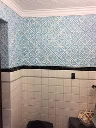 Styrofoam Ceiling Tiles 24x24 by Bathroom Ceiling Tile Ideas U0026 Photos Decorativeceilingtiles Net
