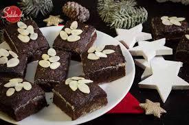 lebkuchen brownies low carb und glutenfrei