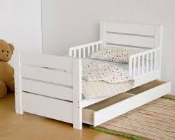 White Modern Toddler Bed Modern Toddler Bed Option – Raindance