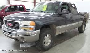 2003 GMC Sierra 1500 SLT Z71 Ext. Cab Pickup Truck | Item K8... 2003 Gmc Sierra 2500 Information And Photos Zombiedrive 2500hd Diesel Truck Conrad Used Vehicles For Sale 1500 Pickup Truck Item Dc1821 Sold Dece Sierra Hd Crew Cab 4wd Duramax Diesel Youtube Chevrolet Silverado Wikipedia Classiccarscom Cc1028074 Photos Informations Articles Bestcarmagcom Slt In Pickering Ontario For K2500 Heavy Duty At Csc Motor Company 3500 Flatbed F4795 Sol