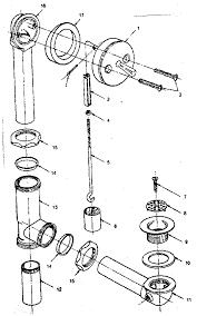 Bathtub Drain Stopper Removal Tool by 7 Bathtub Plumbing Installation Drain Diagrams