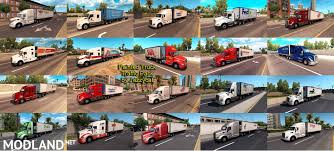 Painted Truck And Trailers Traffic Pack By Jazzycat V 1.4 Mod For ... Navajo Express Transportation Trucking Video The Worlds Best Photos Of Navajo And Truck Flickr Hive Mind Driver Cited In Semi Rollover Hollister Southern Idaho Local Inc Skin For Kenworth T680 American Truck Simulator Ccj Innovator Builds Exclusive Trailer Fleet T680 Mod Home Facebook Peterbilt 579 With Triaxle Reefer Ex Driving Office Opportunities Orientation On Vimeo Navajo Friction Tin Double Tractor Trailer Truck 1881287515