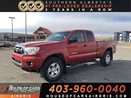 Pre-Owned 2013 Toyota Tacoma TRD Truck In Airdrie #TS062905   House ... New 2018 Toyota Tacoma Trd Sport Double Cab In Tallahassee M014205 The 2017 Pro Is Bro Truck We All Need 2019 East Petersburg Lineup Is Even More Impressive By Kingston Off Road 5 Bed V6 At Santa Top Speed Fe First Drive No Pavement No Problem 2015 Series Test Review Car And Driver