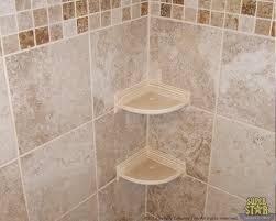 vibrant idea shower shelves for tile amazing design how to build a