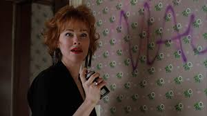 It s always a joy to watch Delia Deetz appear in Beetlejuice and literally destroy the Leave it to Beaver sentimentality of the film s first act