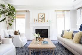 light blue rug living room white with indigo