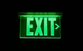 elemental led launches led exit sign replacement kits birddog