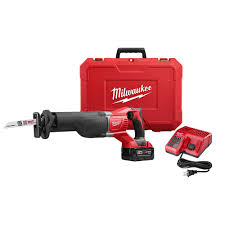 Milwaukee M18 18 Volt Lithium Ion Cordless SAWZALL Reciprocating