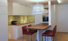 offene küche mit essplatz innenarchitekt in münchen