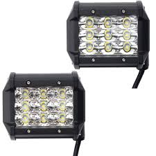 4 Inch 54W LED Flood Beam Car Offroad Truck Work Light DC 10-30V ... 30 480w Led Work Light Bar Combo Driving Fog Lamp Offroad Truck Work Light Bar 4x4 Offroad Atv Truck Quad Flood Lamp 8 36w 12x Amazonca Accent Off Road Lighting Lights Best Led Rock Lights Kit For Jeep 8pcs Pod 18inch 108w Led Cree For Offroad Suv Hightech Rigid Industries Adapt Recoil 2017 Ford Raptor Race Truck Front Bumper Light Bar Mount Foutz Spotlight 110 Rc Model Car Buggy Ctn 18w Warning 63w Dg1 Dragon System Pods Rock Universal Fit Waterproof Cars