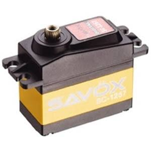 Savox High Torque Titanium Coreless Digital Servo