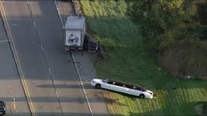 100 Limo Truck 1 Killed 2 Injured After Crash In Batavia Involving Truck Limo