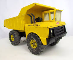 Vtg Huge 1974 Mighty TONKA Dump Truck #3900 Metal Pressed Steel XMB ...