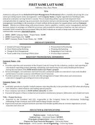 Top Project Manager Resume Samples In With Regard To Environmental Erp Oracle Web Database For E