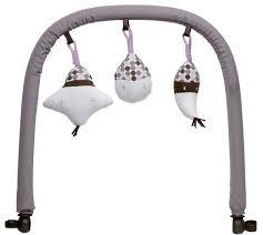 beaba arche et canopy poudré pour transat