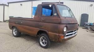 1965 Dodge A100 For Sale Near Cadillac, Michigan 49601 - Classics On ... 1964 Dodge A100 Pickup The Vault Classic Cars For Sale In Ohio Truck Van 641970 North Carolina 196470 1966 For Sale Hrodhotline 1965 Trucks Bigmatruckscom Van Custom Sportsman Camper Hot Rod V8 Muscle Vwvortexcom Party Gm Ford Ram Datsun Dodge Pickup Rare 318ci California Car Runs Great Looks Near Cadillac Michigan 49601 Classics On