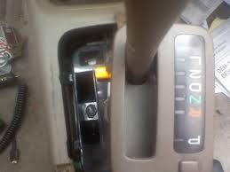 any detail to change shift indicator light bulb toyota nation