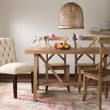 Target Threshold Dining Room Chairs by Wheaton Farmhouse Trestle Dining Table Threshold Target