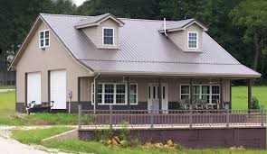 Post Frame Pole Barn Homes