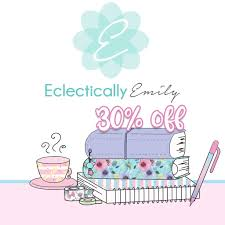 100 Eclectically Emily Ultimate Planner Sale